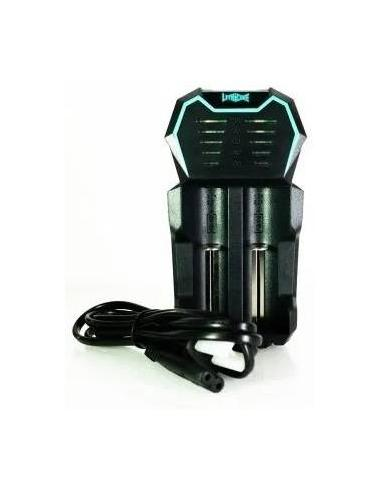 LITHICORE EDGE 2 BAY CHARGER